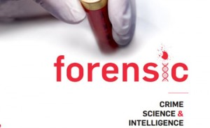 Forensic brochure cover